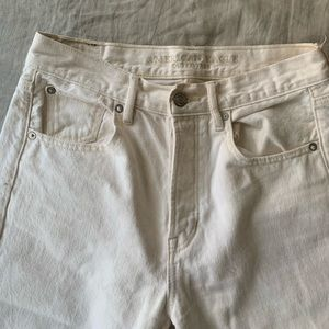 American Eagle Outfitters Jeans - AE wise leg crop jean (size 4)